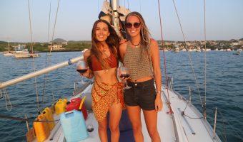 Galapagos Islands Shenanigans (Sailing La Vagabonde) Ep. 41